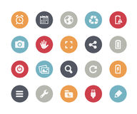 Web & Mobile Icons - 3 // Classics Stock Photography