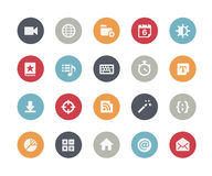 Web & Mobile Icons - 4 // Classics Stock Photography