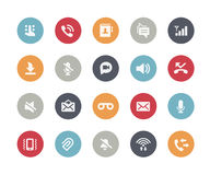Web & Mobile Icons - 1 // Classics Royalty Free Stock Images
