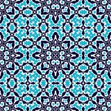 Moroccan tiles - seamless pattern. vector illustration