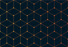 Network Grid Royalty Free Stock Image