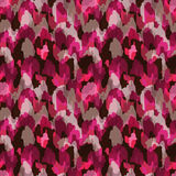 Web ou tissu sans couture rose lumineux moderne abstrait Image libre de droits