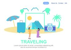 Web page design templates for teamwork, business strategy, analytic and presentation. Modern vector illustration concepts for webs. These graphics come in 2 file royalty free illustration