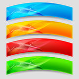 Web Panels Royalty Free Stock Images