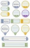 Web,print elements. Stock Images