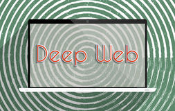 Web profond Images stock