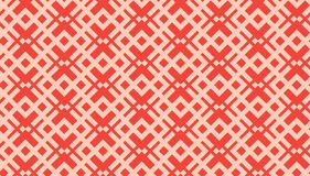 Rectangles, squares, lines - seamless pattern. stock illustration