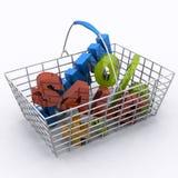 Web Sale Stock Photography