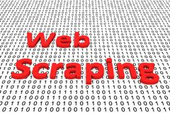 Web scraping Stock Images