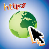 Web search engine Stock Images
