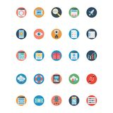 Web and SEO Isolated Vector icons that can be easily modified or edit vector illustration
