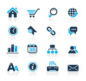 Web Site // Azure Series Stock Images