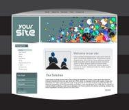 Web site design Stock Photos