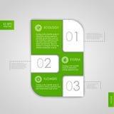 Web site design. Ecology background Stock Photography