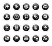 Web Site & Internet // Black Label Series Stock Photo