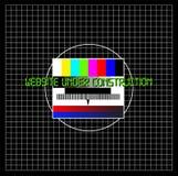 Web site sob a construção Foto de Stock Royalty Free