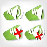 Web sound icon Royalty Free Stock Photography