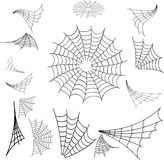 Web spider stock illustration