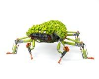 Web spider Imagem de Stock Royalty Free