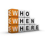 Web-Suchen Lizenzfreie Stockfotografie