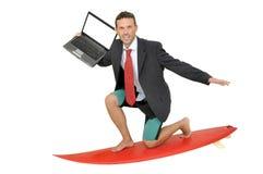 Web surfer Royalty Free Stock Photo