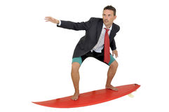 Web surfer Royalty Free Stock Photography