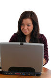 Web surfing royalty free stock image