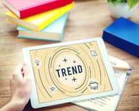 Web Sync Trend Update Networking Concept Royalty Free Stock Images