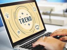 Web Sync Trend Update Networking Concept. Web Sync Trend Update Networking Royalty Free Stock Image