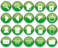 Web-Taste Lizenzfreies Stockbild