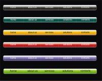 Web-Taste Stockbilder