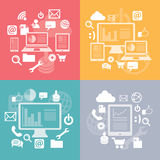 Web Technology Computer Icons Stock Photo