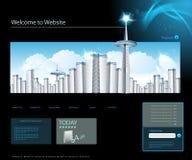 Web template Stock Photos