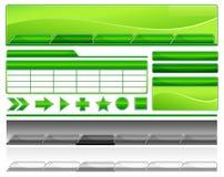 Web templates Stock Photo