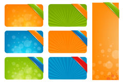 Web Text Boxes Royalty Free Stock Images