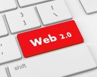 Web 2.0 Royalty Free Stock Photography