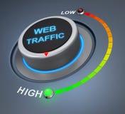 Web traffic Stock Photos