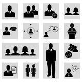 Web- und Internet-Ikonen für Ihr site-, Internet-, Darstellungs- und Anwendungsprojekt Stockfotos