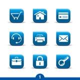 Web universal icons 1..smooth series Stock Photo