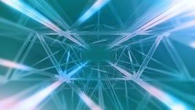 Web video del teléfono en Internet ilustración del vector