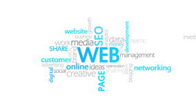 Web, website, typography