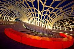 webb моста Стоковые Фото