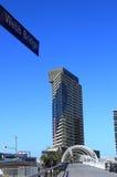 Webb-Brücke Melbourne Lizenzfreies Stockfoto
