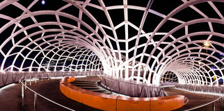 Webb Brücke Lizenzfreies Stockfoto