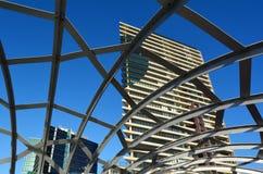 Webb Bridge - Melbourne Stock Images
