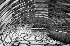 Webb bridge in Melbourne, Australia Royalty Free Stock Images