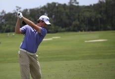 Webb Simpson, los jugadores, TPC Sawgrass, la Florida Imagen de archivo