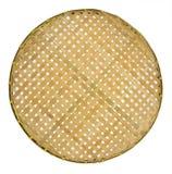 Webbed Bamboo Tray stock photos