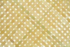 Webbed Bamboo Tray royalty free stock images