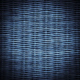 Webbed blue texture Stock Photos